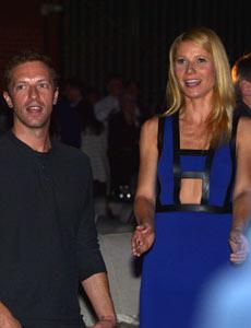 Gwyneth Paltrow und Chris Martin wieder zusammen