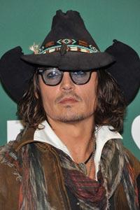 Johnny Depp wird 50