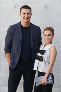 Hayden Panettiere und Wladimir Klitschko Baby da
