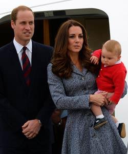 Herzogin Kate gibt Geburtstermin bekannt