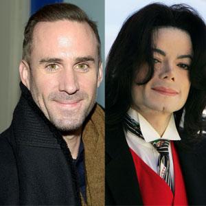 Joseph Fiennes spielt Michael Jackson