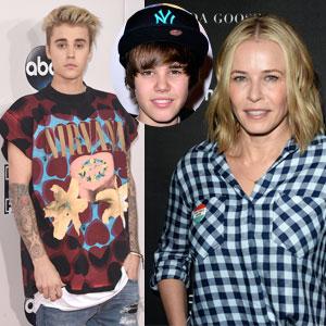 Justin Bieber Chelsea Handler Flirt Interview