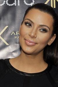Kim Kardashian bringt ihr Baby in Talkshow