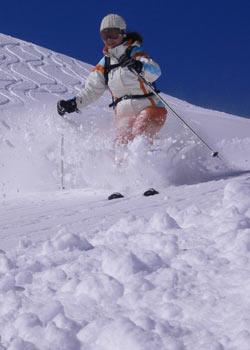 Knieschonend durch die Wintersportsaison