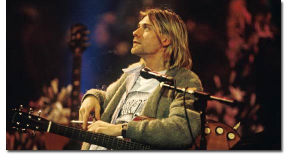 Kurt Cobain: 20 Jahre seit dem Tod