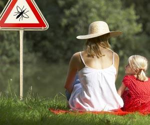Wirksamer Mückenschutz