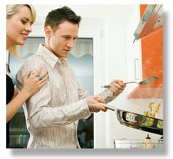 Kochen oder Lieferheld?