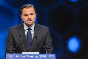 Leonardo DiCaprio – Ehrung und heißer Flirt?