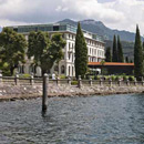 Lido Palace in Riva del Garda