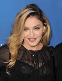 Madonna macht ihr Leid öffentlich