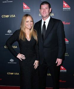 Mariah Carey Rekord-Hochzeit mit James Packer