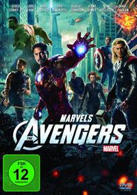 The Avengers: Jetzt auf DVD