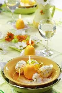 Festliche Ostermenüs zum Schlemmen