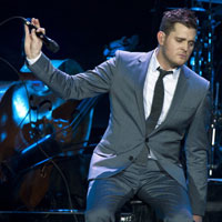 Michael Bublé hatte Burn-Out