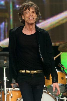 Mick Jagger Biografie & Steckbrief