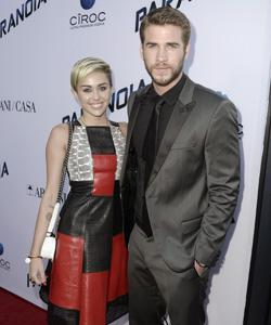 Miley Cyrus Liam Hemsworth wieder ein Paar