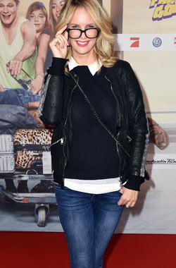 News: Monica Ivancan ist wieder schwanger!