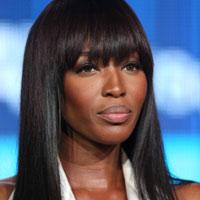 Naomi Campbell bleibt Zicke