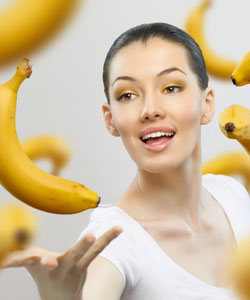Diät: Abnehmen auf Banana Island