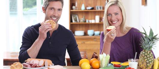 Ernährung Frauen: Wichtige Nährstoffe