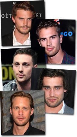 Shades of Grey neuer Schauspieler