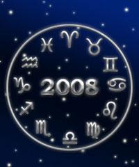 Jahreshoroskop 2008