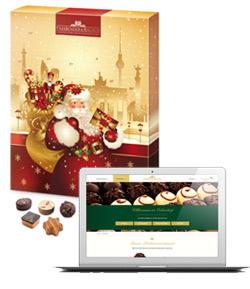 Fassbender & Rausch Onlineshop und Adventskalender