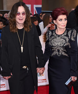 Osbournes: Ehe-Krise