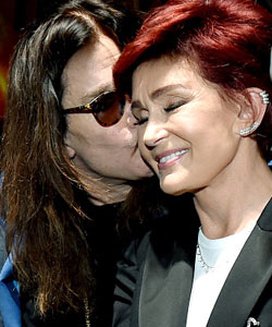 Ozzy Osbourne: Überdosis wegen Sharon