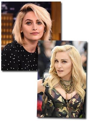 Paris Jackson als Madonna?