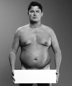 Tausche Bauch gegen Frau