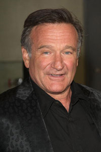 Robin Williams Steckbrief