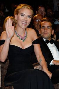 Scarlett Johansson Hochzeit mit Romain Dauriac