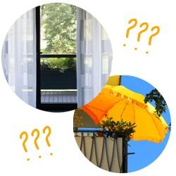 Schattiger Balkon: Tipps, Deko, Pflanzen