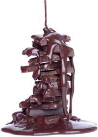 Schokoladen-Massage