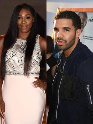 Serena Williams und Drake sind ein Paar