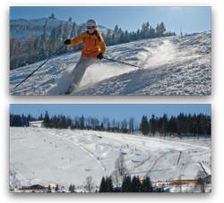 Skigebiete in Deutschland