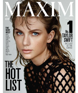 Taylor Swift Maxim Hot 100 Liste 2015