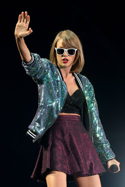 Taylor Swift unter Beobachtung