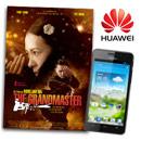 Gewinnen Sie ein HUAWEI Ascend G615 Smartphone zum Kinostart!