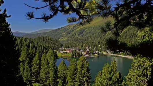 Urlaub in Kärnten auf der Turracher Höhe