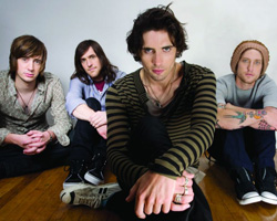 Tyson Ritter von den All American Rejects im Video-Interview