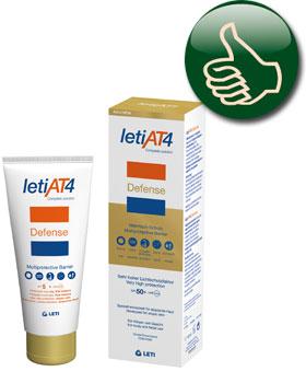 Das letiAT4 Defense: Sonnenschutz Deluxe