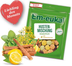 Em-eukal Gummidrops Hustenmischung