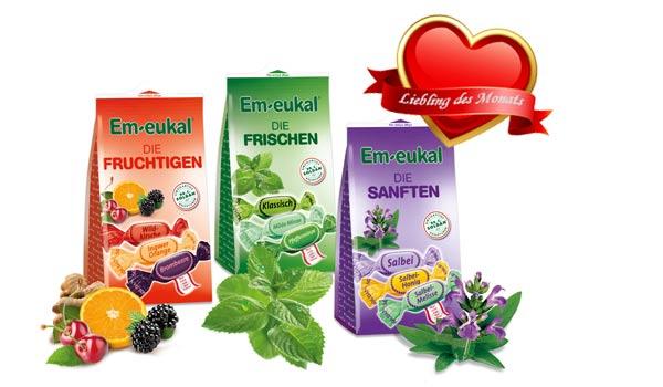 Unser Liebling des Monats: Em-eukal® Momente