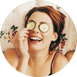 Augenringe - Was tun gegen Augenringe, wegschminken, abdecken, Hausmittel