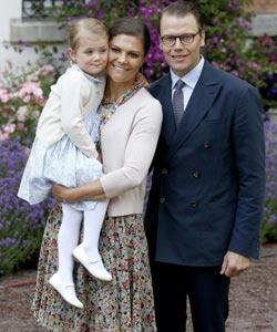 Victoria von Schweden: Ihr zweites Baby ist da!