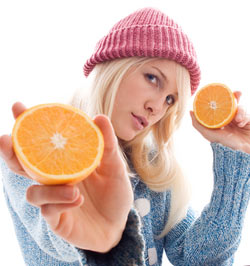 Voll auf Frucht