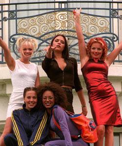 Wiedervereinigung Spice Girls