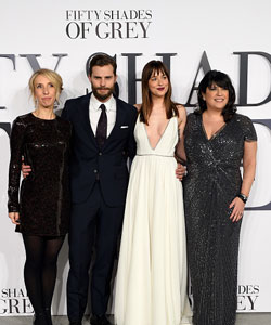 Shades of Grey 2 Sam Taylor-Johnson Rauswurf